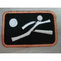 Quality Custom Embroidered Patches or Badges for Clothing for sale