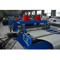 China 3.0T Cr12 Mould Steel Cable Tray Roll Forming Machine 1.0 - 2.0 mm Thick PLC Control on sale