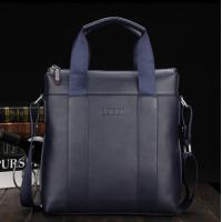 Quality Genuine Leather Men's business bags Laptop bag China supplier for sale