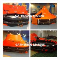 China Hot sale A type inflatable life raft (EC certificate) on sale