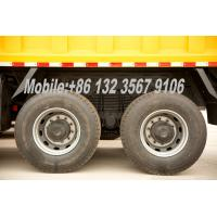 Quality Cummins 260HP Heavy Duty 30T 6x4 10 wheel off-road dump truck STQ3256L For Tanzania for sale