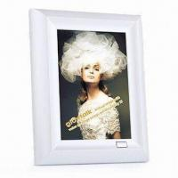 China Illuminated Voice Recording Photo Frame with Light Box Effect and Low Power Consumption on sale