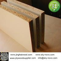 Quality Solid color melamine OSB/CHIPBOARD for sale