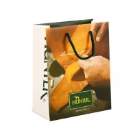 China Personalised Printed Paper Bags With Handle , Retail Paper Shopping Bags on sale