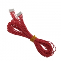 Quality 2.54mm Pitch 10Pin Female Plug JST Electrical Wiring Harness for sale