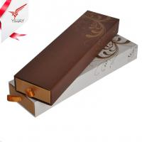 Quality Decorative Cardboard Personalized Jewelry Packaging Drawer Slide Matt Lamination for sale