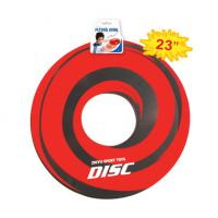 Quality Attractive Promotional 23.5 Inch Cloth Frisbee Flying Disc for sale