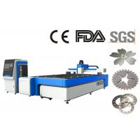 Quality 2.5mm Stainless Steel Laser Cutting Machine 3015 With 500w Fiber Laser Metal Laser Cutting for sale