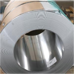China Cold Rolled 201 / 304 / 316L / 430 Stainless Steel Banding Strap on sale