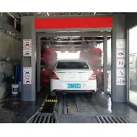 China Automatic car washing equipment with Flat belt conveyor/Automated stainless tunnel car wash on sale
