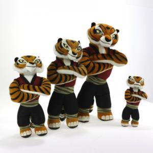 Kungfu Panda Tiger Plush Toys