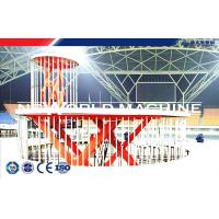 Quality CE Certification Rotating Hydraulic Scissor Lift Table / Hydraulic Lift Platform for sale