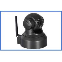 Quality 0.3 Million Pixel H.264 video Wireless Ip PTZ Cameras for home , 3.6mm Lens for sale