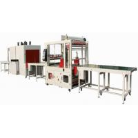 Quality High Speed Semi-Automatic Packing Machine / Horizontal Door Panel Shrink Packing Machine for sale