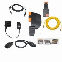 China BMW OBD Diagnostic Tools ICOM Interface with OBD Vehicle Connector ICOM A / B / C on sale