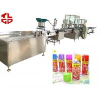 Quality Pneumatic Power Automatic Aerosol Filling Machines For Snow Sprays Party Strings for sale