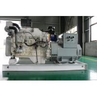 China Cummins marine diesel generator on sale