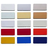 Buy cheap PE 2mm 3mm 4mm 5mm Anti-Static Aluminum Composite Panel from wholesalers