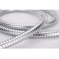 Buy cheap High Glossiness Metal Flexible Shower Hose Replacement Anti twist for Bathroom product