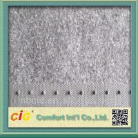 Quality Waterproof Carpet Fabric PVC Car Carpet with Nails Backing , 100%Polyester for sale