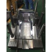 Quality Eco Friendly Plastic Injection Mold Making / Plastic Mold Maker 500000 Shots Mold Life for sale