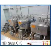 Quality 300L-2000L High-speed bottom emulsification tank for sugar/milk power/jelly power/juice powder/ disscolving for sale