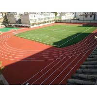 Quality UV Resistance Running Track Flooring For Continental Championship Floor for sale