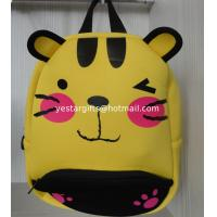 Quality Cute Cartoon Personalized Kids Backpacks School Baby Toddler , Adjustable Straps for sale
