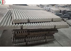 Quality Mn18Cr2 High Manganese Steel Plate For Jaw Crusher Stone Machinery for sale