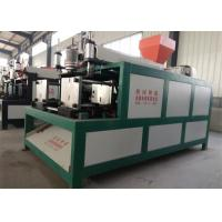 Buy cheap Electric Hydrulic Blow Molding Machinery , HDPE lDPE pe pp plastic bottle manufacturing machines product
