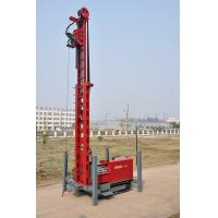 Quality 420mm Portable Water Well Drilling Rig High speed of drilling hole for sale