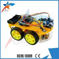 China Full Function High Speed Remote Control Car Parts With Ultrasonic Module on sale