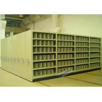 1800mm Length Manual Mobile Storage Racks Small Goods Light Duty Shelving