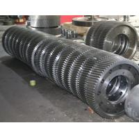 Quality big drilling main straight gear Customized High Precision Sinter Metal Gear for Auto Engine for sale
