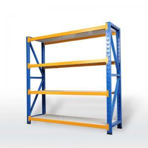 Quality 600mm Depth 2000mm Width Warehouse Storage Shelf for sale