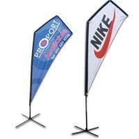Quality China Kite Flag Banners and china flag pole for sale