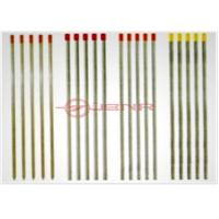 Quality Tungsten Electrode Tungsten Products For Tig Welding Torch Tungsten Welding Rod for sale