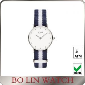 China Durable Ladies Classic Slim Wrist Watch , Citizen Minimalist Womens Watches on sale