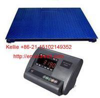 Quality Export Small table double-layer electronic weighbridge,  floor scale,  ground scale,  YingHeng Weighing Scale,  China for sale