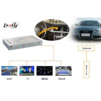 Quality Car Navigation Spare Parts A5 Q5 Audi Multimedia Interface with Rear View Camera for sale