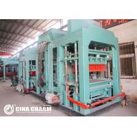 Quality Mobile Concrete Hollow Block Making Machine High Efficiency Easy Operate for sale
