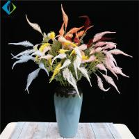 Astilbe Chinensis Artificial Flower Bouquet For Wedding Auditorium Road Decor for sale
