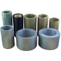 Quality Construction Expanded Metal Wire Mesh Screen 40cm Width In Roll Galvanized Sheet for sale