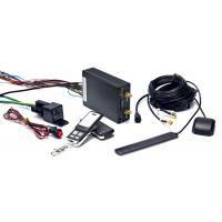 Quality GSM/GPS Car Alarm and Tracking System GPS-100 for sale