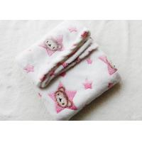 Knitted Technics Polyester Baby Blanket Tear - Resistant Farland