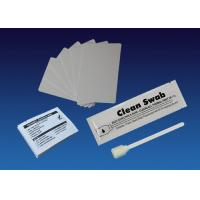 Quality Maxicard IDP Series Printer Cleaning Wipes / Swabs / Cards / Wipes Conbination Set for sale