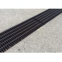 Quality Industrial Galvanised Drain Grate Flexible System Easy Clean Long Channel for sale