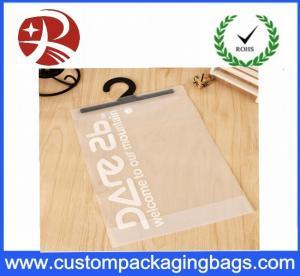 China Fashion Under Wear Bad Pvc Hook Bag , Pvc Sock Bag Beautiful Applicable on sale