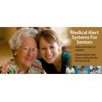 Buy cheap Lifemax Autodial Elderly Medical Help House Alarm systems with two blue panic from wholesalers