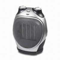 Quality Ceramic Heater with Adjustable Thermostat, Measures 199 x 154 x 233mm for sale